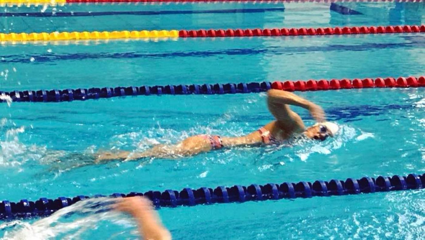gyengénlátó hogyan kell úszni)