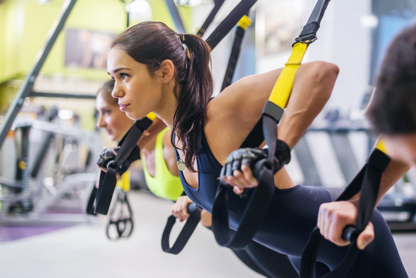 segítség flörtölés az edzőteremben
