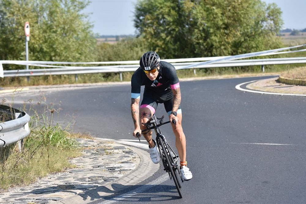 Gábe Tamás, triatlon